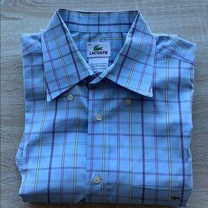 Men's Lacoste dress shirt